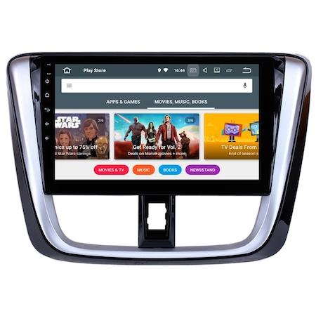 Navigatie NAVI-IT, 1GB RAM 16GB ROM,  Android Toyota Yaris ( 2014 + ) , Display 10 inch , Internet ,Aplicatii , Waze , Wi Fi , Usb , Bluetooth , Mirrorlink [5]