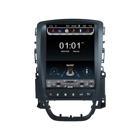 Navigatie NAVI-IT 1GB RAM 16 GB ROM, Android 9.1 Opel Astra J 2009+ , Tesla Style, Wi FI, Internet, Waze, Ecran 10 inch [1]