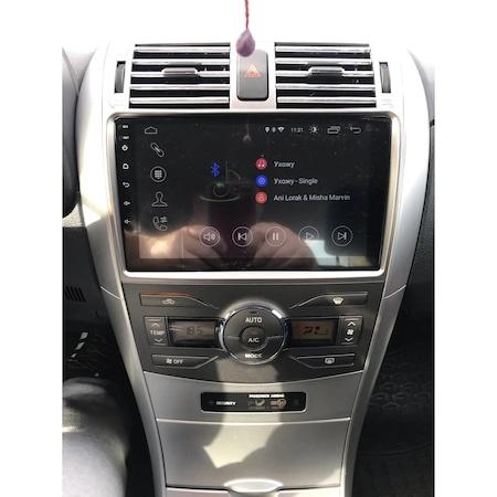 Navigatie NAVI-IT, 4GB RAM 64GB ROM, 4G, IPS; DSP, Toyota Corolla ( 2006 - 2013 ) , Android , Display 9 inch, Internet ,Aplicatii , Waze , Wi Fi , Usb , Bluetooth , Mirrorlink - Copie - Copie3