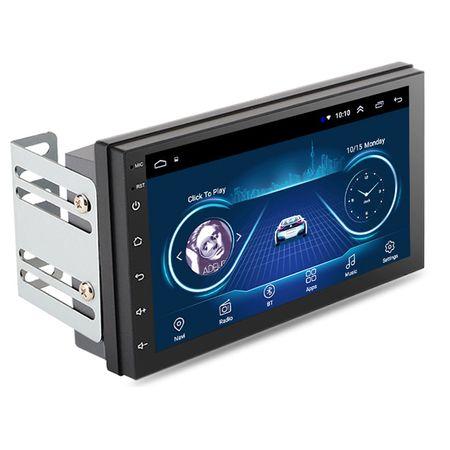 Navigatie 7 inch cu Android 9, 2 Gb RAM ,Vw, Ford , Nissan, Dacia, mufare Iso,suporti de prindere si microfon Extern [0]