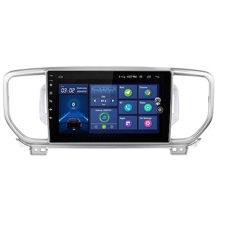 Navigatie NAVI-IT, 1GB RAM 16GB ROM, KIA Sportage ( 2016 + ) , Carplay , Android , Aplicatii , Usb , Wi Fi , Bluetooth1