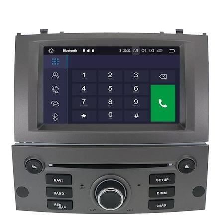 Navigatie NAVI-IT, 2GB RAM 16GB ROM, 7Inch, DSP, IPS, Peugeot 407 ,DSP , Wi-Fi , Android 10 , Bluetooth [1]