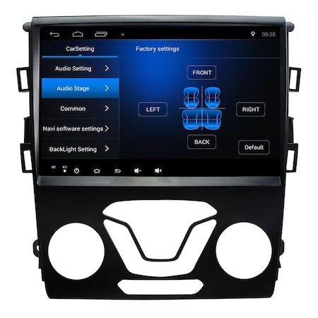 """Navigatie NAVI-IT, 1GB RAM 16GB ROM, Gps Ford Mondeo ( 2013 + ) , Android , Display 9 """" , Internet ,Aplicatii , Waze , Wi Fi , Usb , Bluetooth , Mirrorlink3"""