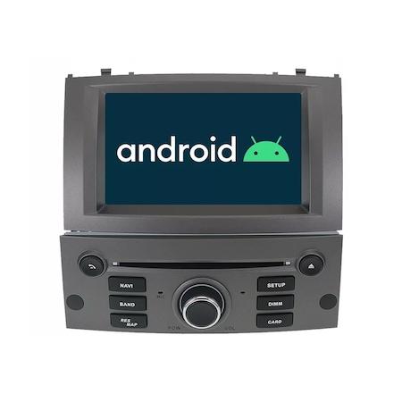 Navigatie NAVI-IT, 2GB RAM 16GB ROM, 7Inch, DSP, IPS, Peugeot 407 ,DSP , Wi-Fi , Android 10 , Bluetooth [2]