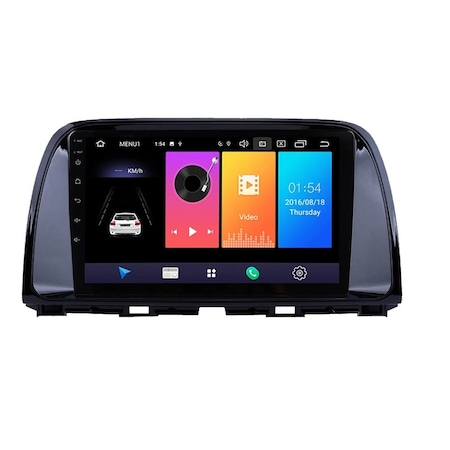Navigatie NAVI-IT, 2GB RAM 32GB ROM, Android Mazda CX 5 ( 2011-2017 ) , Display 9 inch  Internet, Aplicatii , Waze , Wi Fi , Usb , Bluetooth , Mirrorlink [4]