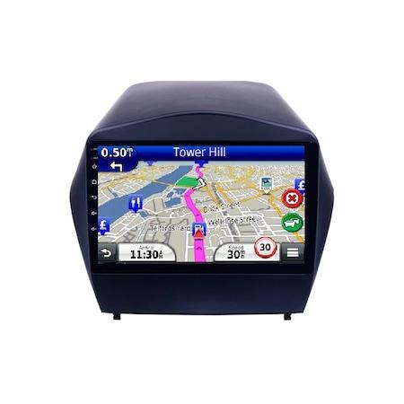 Navigatie NAVI-IT, 1GB RAM 16GB ROM, Hyundai IX 35 ( 2009-2015 ) , Android , Wi-Fi, Android,Bluetooth2