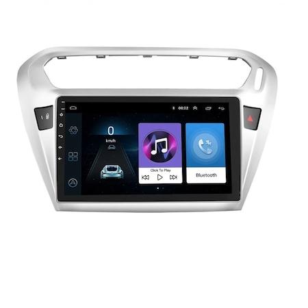 """Navigatie NAVI-IT, 1GB RAM 16GB ROM, Gps Peugeot 301 / Citroen C-Elysee ( 2012 + ) , Android ,Display 10.1 """" , Internet , Aplicatii , Waze , Wi Fi , Usb , Bluetooth , Mirrorlink [4]"""