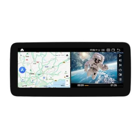 Navigatie NAVI-IT, 4GB RAM 64 GB ROM, Android9.1 Mercedes Benz A GLA CLA G Class NTG 5.0 [3]