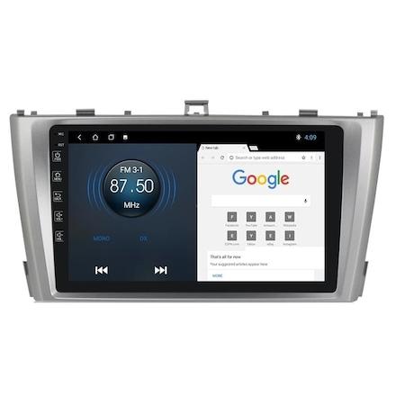 Navigatie NAVI-IT, 4GB RAM 64GB ROM, Android Toyota Avensis ( 2008 - 2015 ) , Display 9 inch ,Internet ,Aplicatii , Waze , Wi Fi , Usb , Bluetooth , Mirrorlink - Copie - Copie [4]