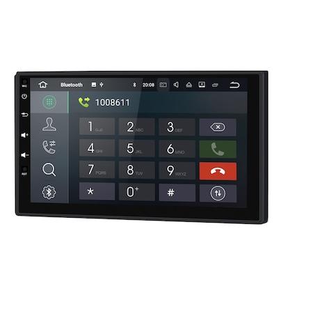 Navigatie NAVI-IT  2 GB RAM + 32 GB ROM Gps Android 9.1 Nissan XTrail Juke Navara Qashqai Pathfinder Patrol , Internet, Youtube , Waze , Wi Fi , Usb , Bluetooth , Mirrorlink - Copie2