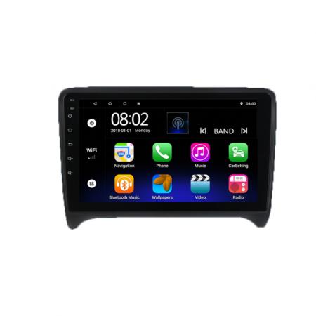 Navigatie NAVI-IT Audi TT, Display 9 Inch, Android 9, 2 GB memorie RAM, 32 GB memorie ROM, WiFi, Bluetooth, camera marsarier3
