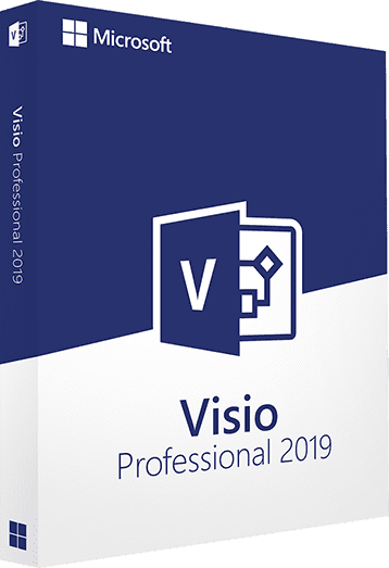 Microsoft Visio Professional 2019, 32/64 bit, toate limbile, licenta electronica pentru Windows 0