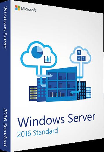 Microsoft Windows Server 2016 Standard, Retail, 32/64 Bit, toate limbile, licenta electronica 0