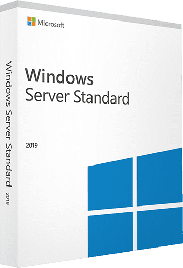 Microsoft Windows Server 2019 Standard, Retail, 32/64 Bit, toate limbile, licenta electronica 0