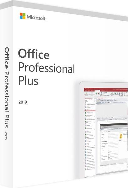 Microsoft Office 2019 Professional Plus, 32/64 bit, toate limbile, licenta electronica cu activare offine 0