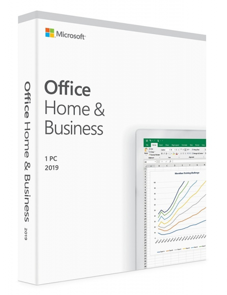 Microsoft Office 2019 Home and Business, 32/64 bit, toate limbile, licenta electronica 0