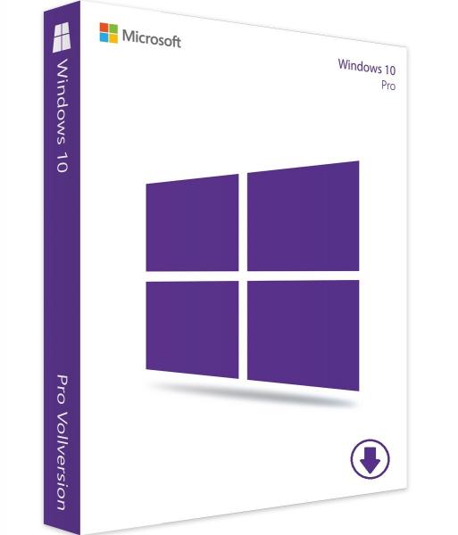 Microsoft Windows 10 Pro, Retail, 32/64 Bit, toate limbile, licenta electronica 0