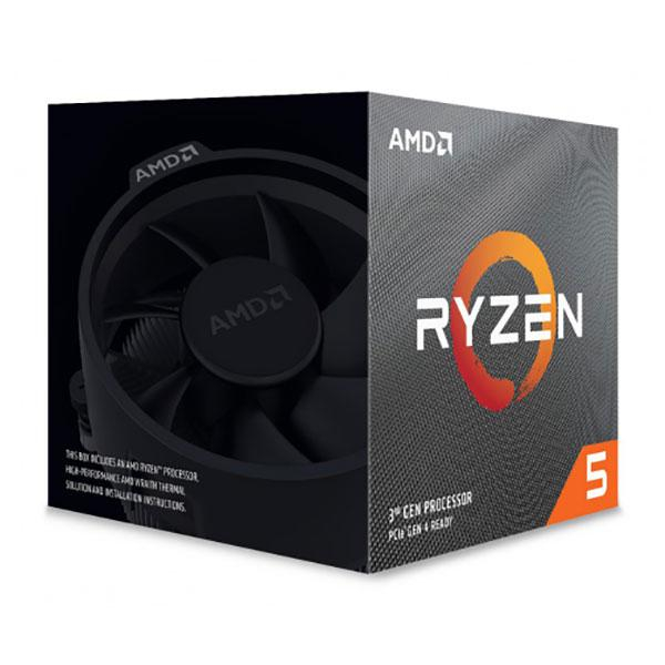 AMD CPU RYZEN 5 3400G YD3400C5FHBOX 5