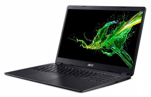 """Laptop Acer Aspire 3 A315-56, 15.6"""" Full HD 1920 x 1080, Acer ComfyView™ LED-backlit, Intel Core i5-1035G1 quad-core (1.00GHz, up to 3.60GHz, 6MB),  Intel UHD Graphics, RAM 8 GB of DDR4, SSD 512 GB PC 2"""