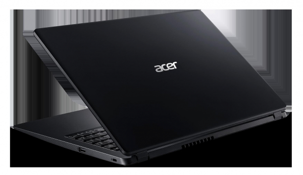 """Laptop Acer Aspire 3 A315-56, 15.6"""" Full HD 1920 x 1080, Acer ComfyView™ LED-backlit, Intel Core i5-1035G1 quad-core (1.00GHz, up to 3.60GHz, 6MB),  Intel UHD Graphics, RAM 8 GB of DDR4, SSD 512 GB PC 4"""