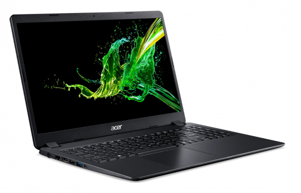 """Laptop Acer Aspire 3 A315-56, 15.6"""" Full HD 1920 x 1080, Acer ComfyView™ LED-backlit, Intel Core i5-1035G1 quad-core (1.00GHz, up to 3.60GHz, 6MB),  Intel UHD Graphics, RAM 8 GB of DDR4, SSD 512 GB PC 1"""