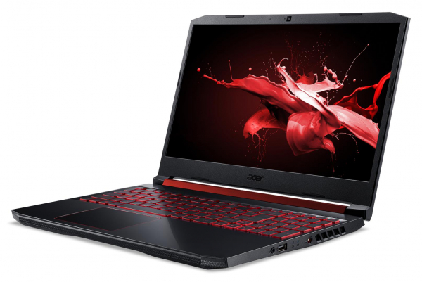 "Laptop Acer Nitro 5 AN515-54, 15.6"" display with IPS  technology, Full HD 1920 x1080, Intel Core Coffeelake refresh i5-9300H 4-Core (2.40GHz, up to 4.10GHz, 8MB) + HM370, NVIDIA GeForce RTX2060 6GB GD 2"