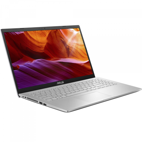 "Laptop ASUS X509FA cu procesor Intel® Core™ i7-8565U pana la 4.60 GHz Whiskey Lake, 15.6"", Full HD, 8GB, 512GB SSD, Intel UHD Graphics 620, Windows 10 Pro, Transparent Silver 3"