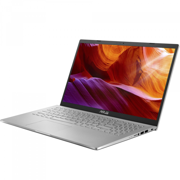 "Laptop ASUS X509FA cu procesor Intel® Core™ i7-8565U pana la 4.60 GHz Whiskey Lake, 15.6"", Full HD, 8GB, 512GB SSD, Intel UHD Graphics 620, Windows 10 Pro, Transparent Silver 2"