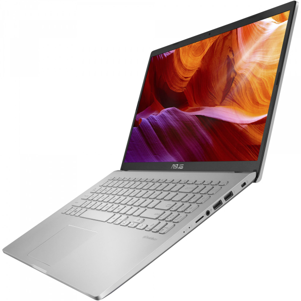 "Laptop ASUS X509FA cu procesor Intel® Core™ i7-8565U pana la 4.60 GHz Whiskey Lake, 15.6"", Full HD, 8GB, 512GB SSD, Intel UHD Graphics 620, Windows 10 Pro, Transparent Silver 4"