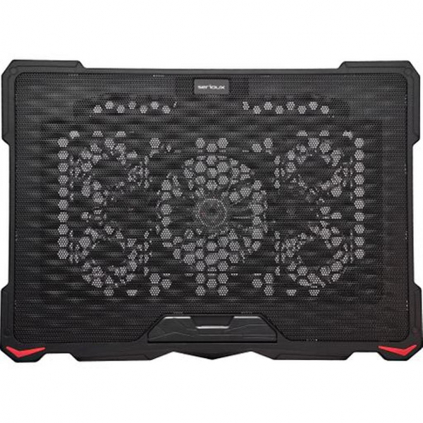 """LAPTOP COOLING PAD NCP035, USB, 10-17"""" 0"""