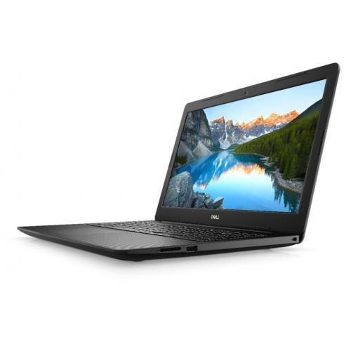 """Laptop Dell Inspiron 3593, 15.6"""" FHD, Procesor Intel Core i5-1035G1 (6MB Cache, up to 3.6 GHz), Intel UHD Graphics, 8GB DDR4, 512GB SSD, No ODD, Linux, Negru 2"""