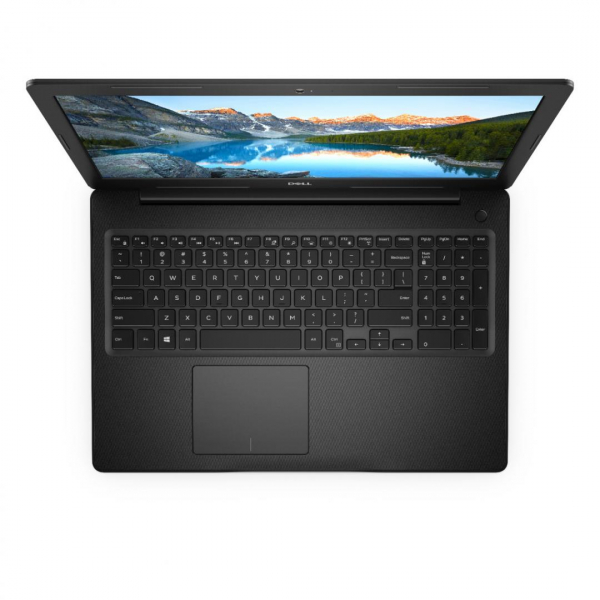 Laptop Dell Inspiron 3593, 15.6-inch FHD (1920 x 1080) Anti-Glare LED- Backlit Non-touch Display, LCD Back Cover for Non-Touch Display with One Spindle - Black, 10th Generation Intel(R) Core(TM) i7-10 5