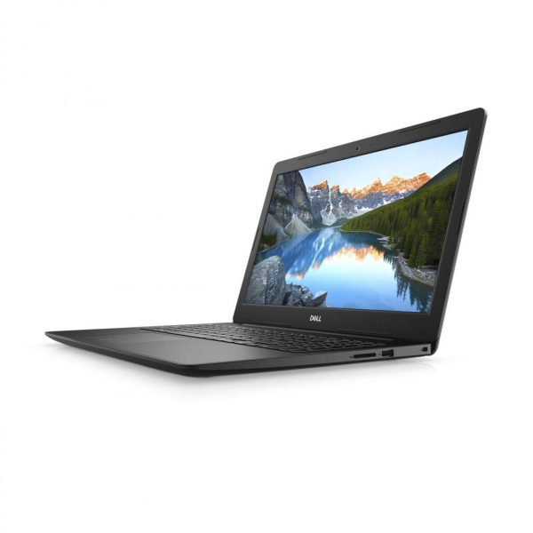 Laptop Dell Inspiron 3593, 15.6-inch FHD (1920 x 1080) Anti-Glare LED- Backlit Non-touch Display, LCD Back Cover for Non-Touch Display with One Spindle - Black, 10th Generation Intel(R) Core(TM) i7-10 6