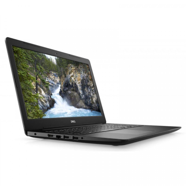 Laptop Dell Vostro 3590, 15.6-inch FHD Anti-Glare LED Backlit Non-touch Display, Black Palmrest Without Finger Print Reader,i3-10110U Processor , Intel(R) UHD Graphics, 8Gx1, DDR4, 2666MHz, 256GB M.2  1