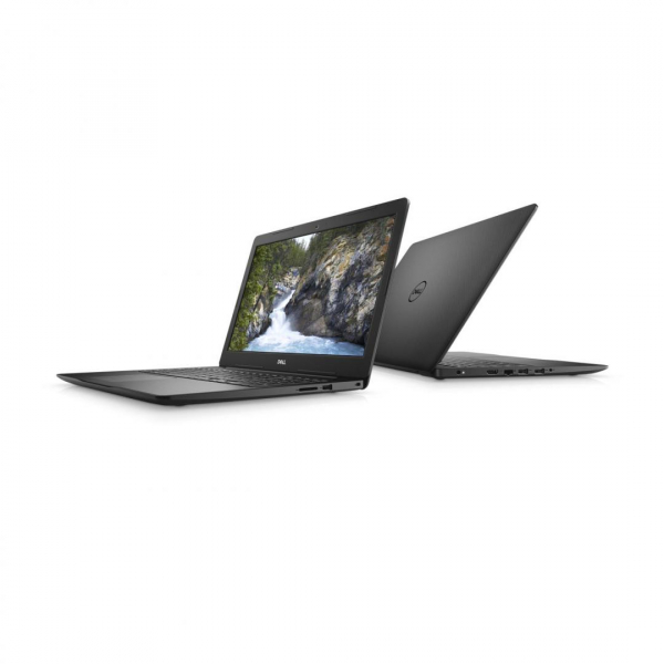 Laptop Dell Vostro 3590, 15.6-inch FHD Anti-Glare LED Backlit Non-touch Display, Black Palmrest Without Finger Print Reader,i3-10110U Processor , Intel(R) UHD Graphics, 8Gx1, DDR4, 2666MHz, 256GB M.2  3