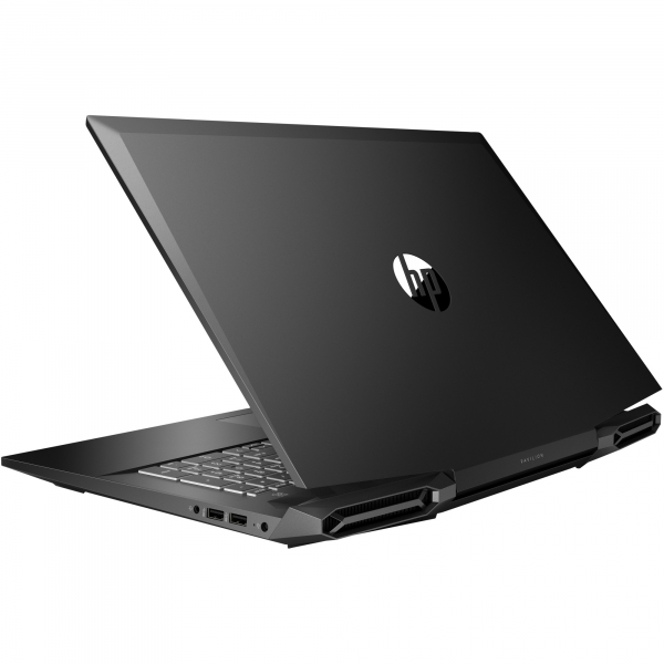 "Laptop Gaming HP Pavilion 17-cd0012nq cu procesor Intel Core i7-9750H pana la 4.50 GHz, 17.3"", Full HD, IPS, 8GB, 512GB SSD, Nvidia GeForce GTX 1650 4GB, Free DOS, Black 3"