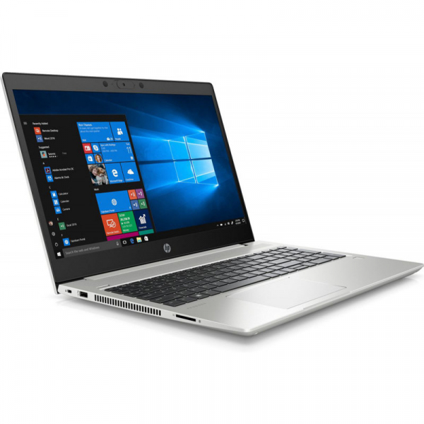 Laptop HP 15.6'' ProBook 450 G7, FHD, Procesor Intel® Core™ i7-10510U (8M Cache, up to 4.90 GHz), 16GB DDR4, 256GB SSD, GMA UHD, Free DOS, Silver 1