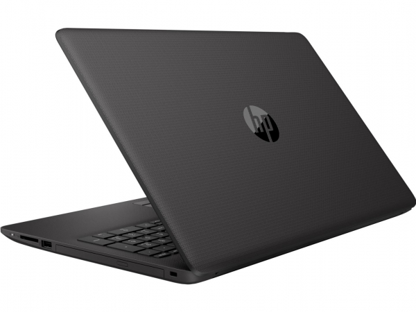 Laptop HP 250 G7, 15.6 inch LED FHD Anti-Glare (1920x1080), Intel Core i5-8265U Quad Core (1.6GHz, up to 3.9GHz, 6MB), video dedicat NVIDIA GeForce MX110 2GB DDR5, RAM 8GB DDR4 2400MHz (1x8GB), SSD 25 2