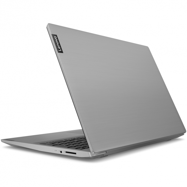 "Laptop Lenovo Ideapad S145-15IIL cu procesor Intel® Core™ i3-1005G1 pana la 3.40 GHz Ice Lake, 15.6"", Full HD, 4GB, 256GB SSD, Intel UHD Graphics, Free DOS, Platinum Grey 12"
