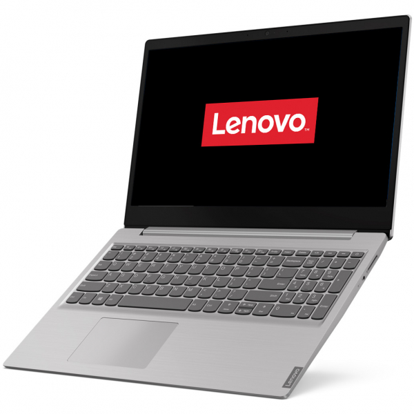 "Laptop Lenovo Ideapad S145-15IIL cu procesor Intel® Core™ i3-1005G1 pana la 3.40 GHz Ice Lake, 15.6"", Full HD, 4GB, 256GB SSD, Intel UHD Graphics, Free DOS, Platinum Grey 3"