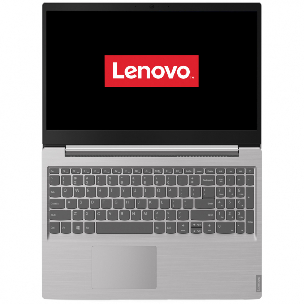 "Laptop Lenovo Ideapad S145-15IIL cu procesor Intel® Core™ i3-1005G1 pana la 3.40 GHz Ice Lake, 15.6"", Full HD, 4GB, 256GB SSD, Intel UHD Graphics, Free DOS, Platinum Grey 7"