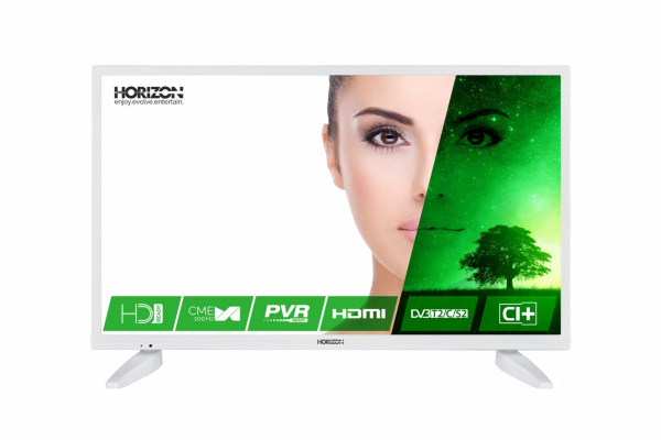 "LED TV 32"" HORIZON HD 32HL7321H /White 0"