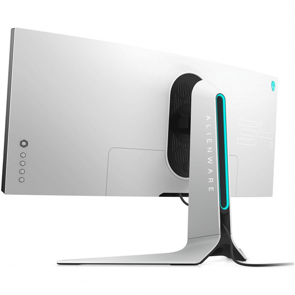 "Monitor gaming curbat LED Nano IPS Dell Alienware 34"", Ultra Wide QHD, Display Port, G-Sync, 120Hz, Negru/Gri 3"