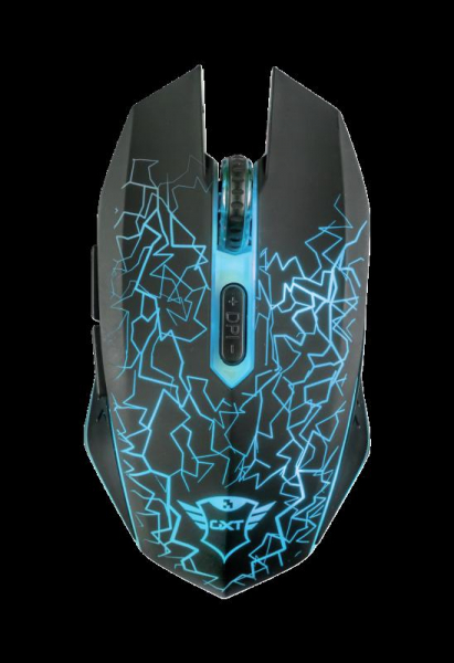 Trust GXT 107 Izza Wireless Gaming Mouse 1