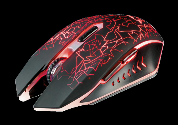 Trust GXT 107 Izza Wireless Gaming Mouse 7