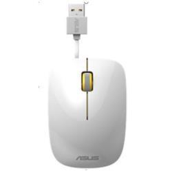 Mouse ASUS UT300 Glossy White-Yellow 0