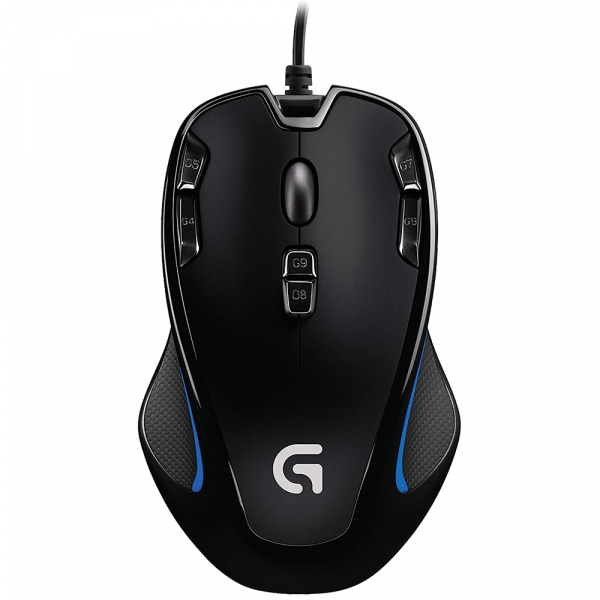 Mouse Gaming G300S Negru 0
