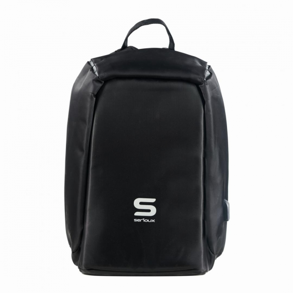 RUCSAC SERIOUX LOCK WATERPROOF BK 1