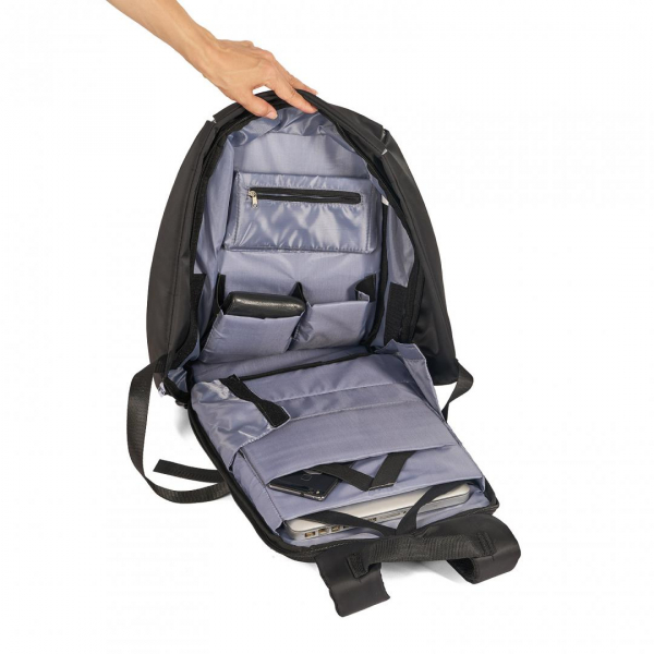 RUCSAC SERIOUX LOCK WATERPROOF BK 2