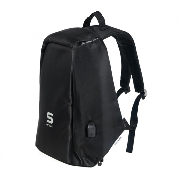 RUCSAC SERIOUX LOCK WATERPROOF BK 0